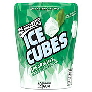 Ice Breakers Ice Cubes Spearmint Sugar Free Gum