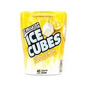 Ice Breakers Ice Cubes Sugar Free Cool Lemon Gum