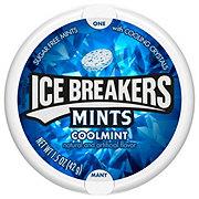 Ice Breakers Sugar Free Mints In Coolmint