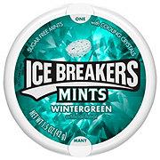 Ice Breakers Sugar Free Mints In Wintergreen