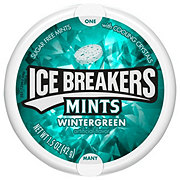 Ice Breakers Wintergreen Sugarfree Mints