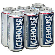 Icehouse Beer 6 PK Cans