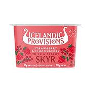 Icelandic Provisions Strawberry Lingoberry Skyr