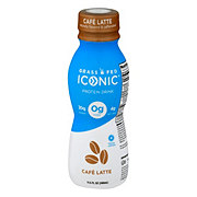 Iconic Protein Drink Cafe Au Lait