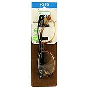 ICU Eyewear Men's Reading Glasses +2.50