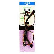 ICU Eyewear Women's Reading Glasses +2.50