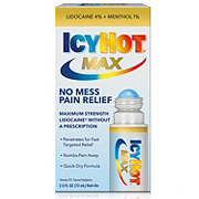 Icy Hot No Mess Lidocaine Pain Relieving Cream