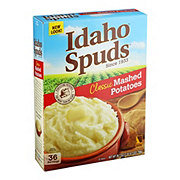 Idaho Spuds Classic Mashed Potatoes