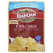 Idahoan Family Size Four Cheese Mashed Potatoes
