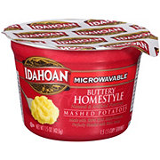 Idahoan Microwaveable Buttery Homestyle Mashed Potatoes