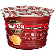 Idahoan Microwaveable Four Cheese Mashed Potatoes