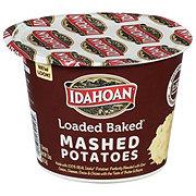 Idahoan Microwaveable Loaded Baked Mashed Potatoes