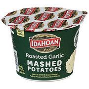 Idahoan Microwaveable Roasted Garlic Mashed Potatoes