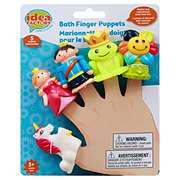 Idea Factory Princess Bath Finger Puppets
