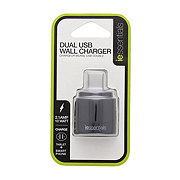 iEssentials Dual USB Travel Charger