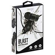 iEssentials Mizco Blast Stereo Earbuds Black