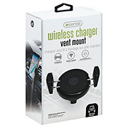 iEssentials Mizco Wireless Charger Car Vent Mount