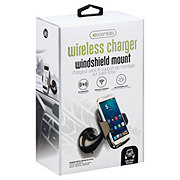 iEssentials Wireless Charger Car Window Mount