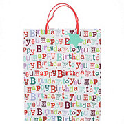 IG Design Group Large Happy Brthdy Gift Bag