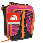 Igloo Pink and Orange Vertical Lunch Kit