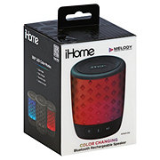 iHome Bluetooth Speaker Color Changing Voice Control