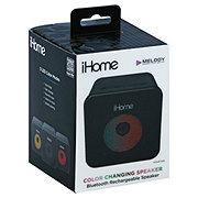 iHome Bluetooth Speaker Lightup & Voice Control
