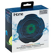 iHome Bluetooth Speaker Water Proof With Voice Control