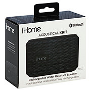 iHome Bluetooth Speaker Water Resistant Speaker