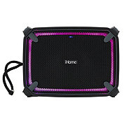 Ihome Bluetooth Speaker Weather Tough Accent Light ‑ Shop Speakers