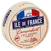 Ile De France Camembert Mini Cheeses