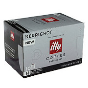 Illy Dark Roast Single Serve Coffee K Cups