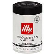 Illy Dark Roast Whole Bean Coffee