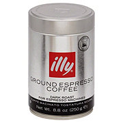 Illy Espresso Dark Roast Ground Coffee