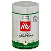 Illy Illy Blend Decaf Medium Roast Ground Coffee