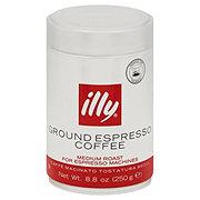 Illy Illy Blend Espresso Medium Roast Ground Coffee