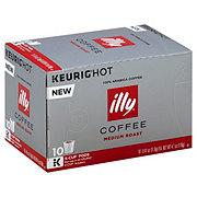 Illy Medium Roast Single Serve Coffee K Cups