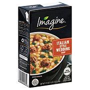 Imagine Italian Wedding Style Soup