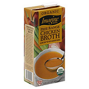 Imagine Natural Creations Organic Free Range Chicken Broth