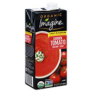 Imagine Natural Creations Organic Light Sodium Creamy Garden Tomato Soup