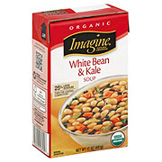 Imagine Natural Creations Organic White Bean & Kale Soup