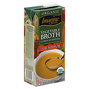 Imagine Natural Creations Vegetable Broth Low Sodium