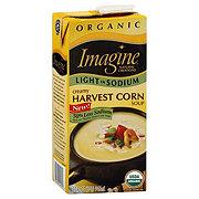 Imagine Organic Light Sodium Soup Corn Harvest
