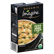 Imagine Organic Potato Quinoa & Spinach Soup