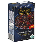 Imagine Savory Black Bean Soup