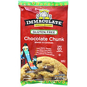 Immaculate Baking Gluten Free Chocolate Chunk Cookie Dough