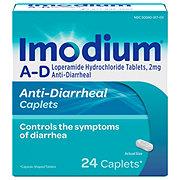 Imodium A-D Diarrhea Caplets
