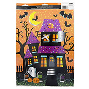Impact Innovations Assorted Halloween Holographic Window Clings