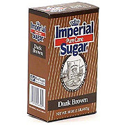 Imperial Sugar Pure Cane Dark Brown Sugar