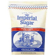 Imperial Sugar Pure Cane Extra Fine Granulated Sugar
