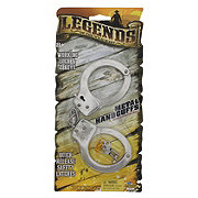 Imperial Toy Legends of the Wild West Toy Handcuffs